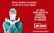 Donare = salvare la vita. Ora è possibile prenotare le donazioni online.