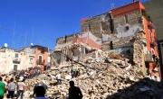 Barletta rinnova l'omaggio alle vittime del crollo di via Roma