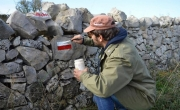 Parco Nazionale dell'Alta Murgia: nuovo sentiero realizzato dai volontari di Inachis
