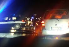 Provinciale Andria-Trani: Cede la strada. Decine di auto bloccate e traffico paralizzato