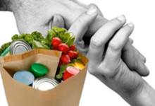 Dati poverta' allarmanti nella bat – Sabato sarà possibile donare all'uscita dei supermercati