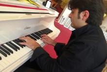"""Bisceglie – """"Inside"""", Ivan Iarrobino in concerto"""