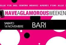 Bari – La Città capitale dello shopping targato Glamour