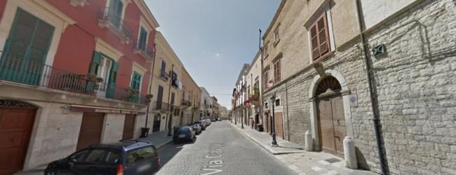 Barletta – Sgomberate via Cavour