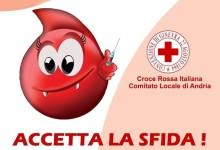 Fidelis Andria a favore della donazione sangue per la CRI: domani al Bonomo