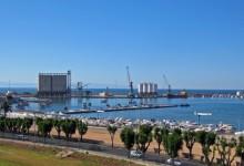 Barletta – Dragaggio del porto