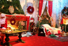 Puglia – Babbo Natale sceglie Martina Franca come sua dimora