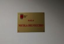Barletta, Sala CGIL intitolata a Nicola Delvecchio