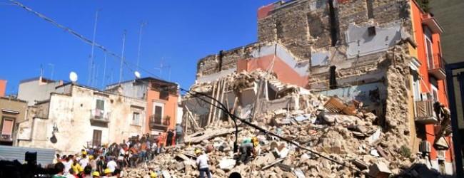 Barletta – Ricordo delle cinque vittime del crollo di via Roma