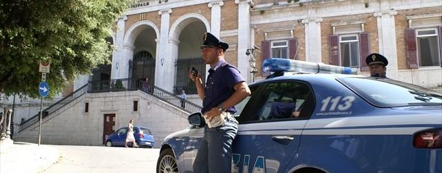 Andria – La polizia ha eseguito due arresti, 4 gli indagati