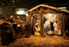 Trani – Presepe Vivente: domande entro il 25 novembre. Natale 2016.