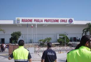 Bisceglie – Settimana Protezione Civile: in mattinata informazione e sensibilizzazione al Palazzuolo