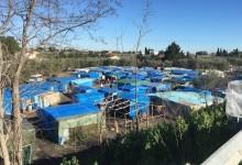 Andria – Vertice per lo sgombero baraccopoli di Montefaraone