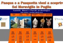 Festività – Pasqua e Pasquetta alla scoperta delle sei meraviglie in Puglia