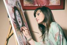 Andria – Egos XI: l'artista Ricarda Guantario presenterà le sue opere alla mostra internazionale