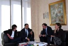 Il Sindaco Cascella incontra il Console della Repubblica di Tunisia a Napoli