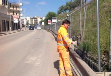 Andria – Ancora una proroga per i lavori di via Bisceglie