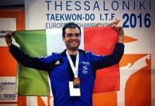Europei Taekwondo – Medaglia d'oro al barlettano Giuseppe Lanotte