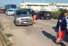 Sp130 Andria -Trani – Traffico rallentato per un incidente