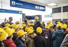 """Barletta – Si conclude martedì 19 aprile il """"Progetto Scuola"""" di Ferrotramviaria con gli scolari barlettani"""