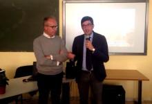 """Barletta – Alternanza scuola-lavoro, avviato al """"Cafiero"""" il progetto della Protezione Civile Puglia """"Smart""""."""