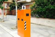 Trani – In via Falcone, attivati i velobox. Limite di velocità, 50 km/h