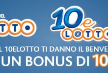 A Bisceglie vinti più di 30 mila euro al 10eLotto