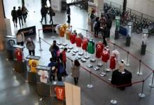 Barletta – Gran museo della maglia Sansiro: l'esposizione delle maglie dei più grandi calciatori