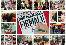 Barletta – La #SfidaXiDiritti della Cgil continua: domenica raccolta firme