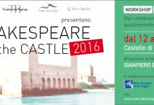 Trani – Festival multidisciplinare: Shakespeare in the castle