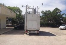 Barletta – Un nuovo sito di monitoraggio per la centralina mobile arpa