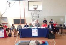Trani – La scuola media Baldassarre ha il suo defibrillatore