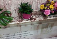 Andria – Cimitero comunale: Lapidi deturpate e furti continui