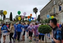 Andria – 11^ Marcia Mariana: gran successo nonostante il maltempo