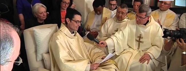 Barletta – Per visita Papa a S.G. Rotondo, Padre Pio Tv dedica servizio a don Salvatore Mellone