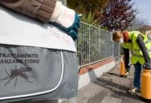 Andria – Disinfestazione antizanzare: il calendario