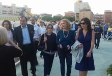 Barletta – Aperto il parco dell'Umanità
