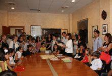 Barletta – Il sindaco riceve gli studenti distintisi  ai giochi logici, linguistici e matematici