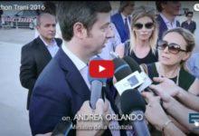 Trani – Il Ministro Orlando tra giustizia e digitale