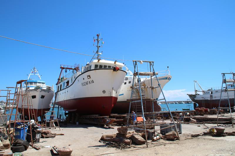 cantieri navali uno storico settore dell economia non