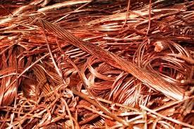 Puglia – Maxi sequestro di 5 tonnellate di cavi di rame
