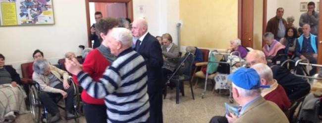 Andria – Il comitato Co.Ado. rallegra gli anziani della Casa di ...