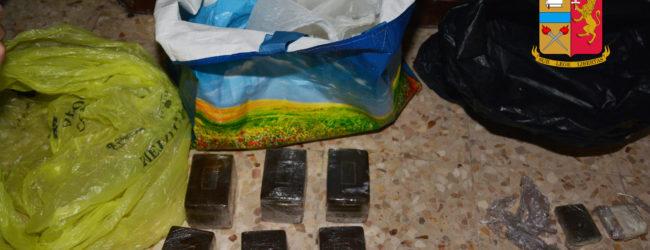 """Andria – Operazione antidroga """"Alto impatto"""". Polizia arresta un 50enne"""