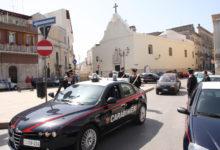 Andria – Carabinieri, arrestato per evasione noto pregiudicato
