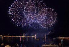 Trani – Festival dell'Arte Pirotecnica: uno straordinario spettacolo sul mare
