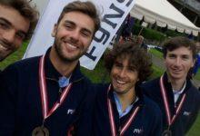 Trani – Lega navale: Valerio Galati conquista la medaglia di bronzo