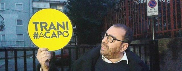 """VIDEO. Trani#ACapo, Procacci: """"sull'ambiente dobbiamo essere tutti uniti"""""""