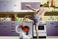 """Lavori di casa: un nuovo studio svela che gli uomini di tutto il mondo sono sempre più """"casalinghi"""""""