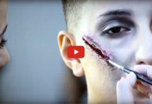 """Halloween – Ecco come realizzare un makeup """"orribile"""""""