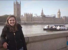 """Reportage """"Italiani a Londra"""" – Giulia da Taranto per studiare giornalismo"""